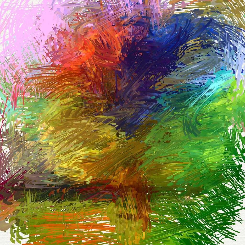 """digital painting: """"Tree"""""""